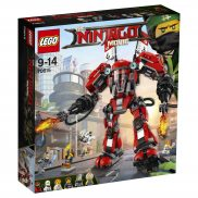 LEGO Ninjago Movie - Ognisty robot 70615