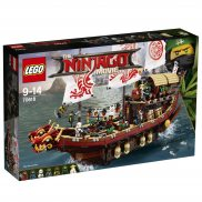LEGO Ninjago Movie - Perła Przeznaczenia 70618
