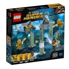 LEGO DC Comics Super Heroes - Bitwa o Atlantis 76085
