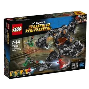 LEGO DC Comics Super Heroes - Atak Knightcrawlera w tunelu 76086