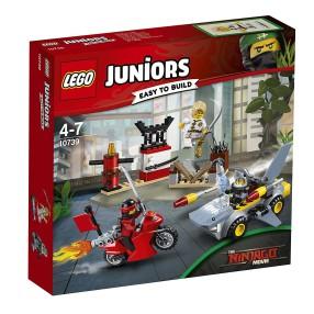 LEGO Juniors - Atak rekinów 10739