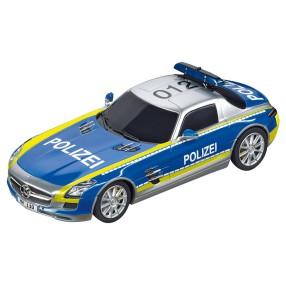"Carrera DIGITAL 132 - Mercedes-SLS AMG ""Polizei"" 30793"