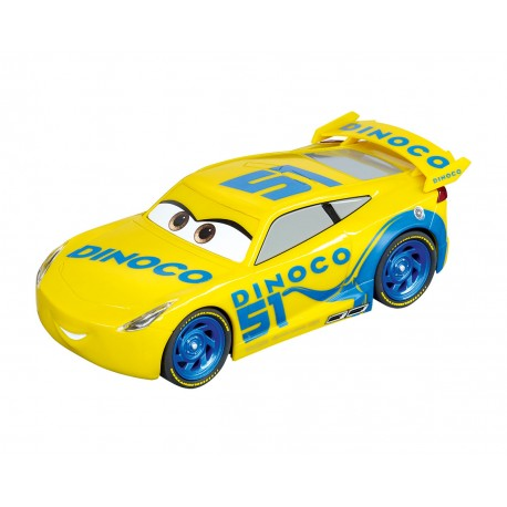 Carrera EVOLUTION - Cars Auta 3 Dinoco Cruz 27540