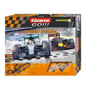 Carrera GO!!! - Speed Stars 62425