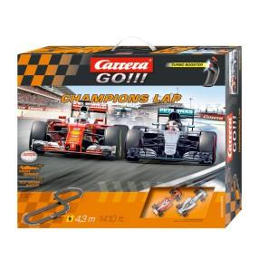 Carrera GO!!! - Champions Lap 62428