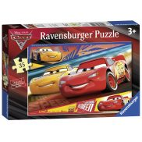 Ravensburger - Puzzle Auta 3 Trening 35 elem. 087921