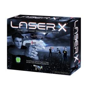 Laser X - Pistolet na podczerwień Zestaw pojedynczy LAS88011
