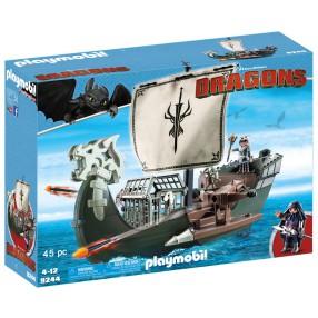 Playmobil - Statek Dragos 9244