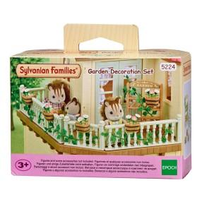 Sylvanian Families - Zestaw dekoracji ogrodowych 5224