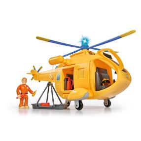Simba - Strażak Sam Helikopter Wallaby II z figurką 9251002