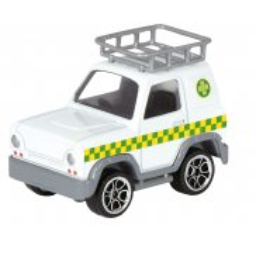 Simba - Strażak Sam Pojazd 1:64 Vet 4x4 3093000 A