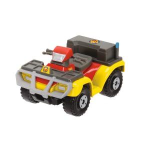 Simba - Strażak Sam Pojazd 1:64 Mercury 3091000 E