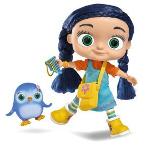 Simba - Lalka Wissper i pingwinek Peggy 9358317