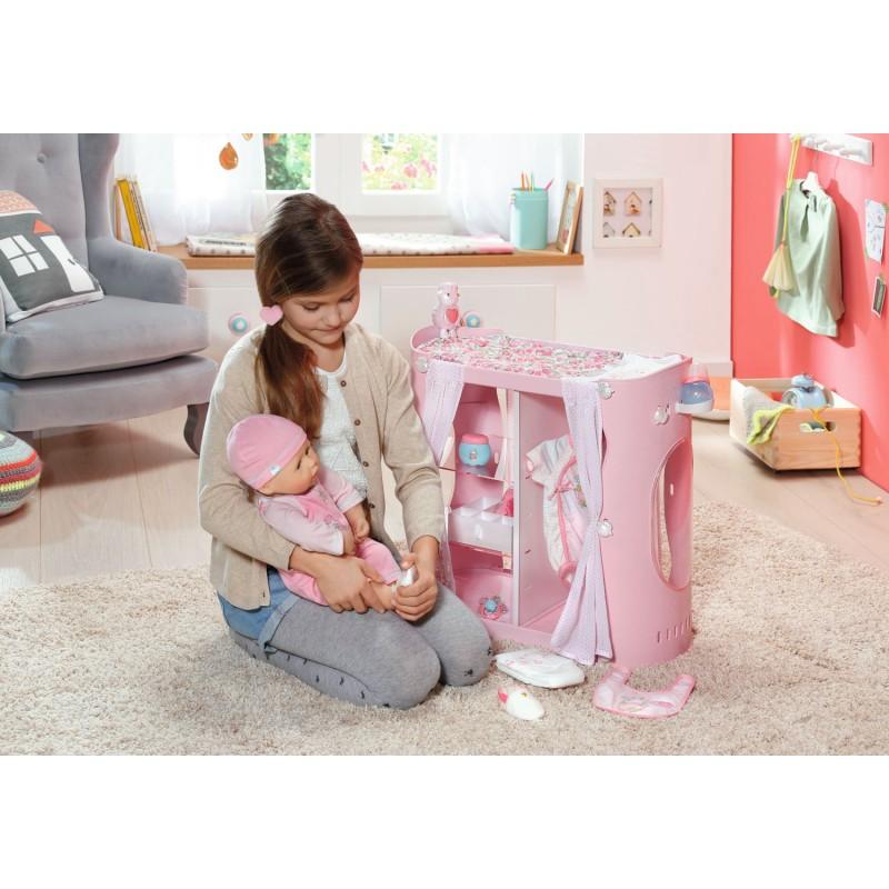 Baby Annabell Szafa Z Przewijakiem 2 W 1 Dla Lalki 794111