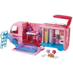 Barbie - Wymarzony Kamper FBR34