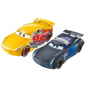 Mattel - Cars Auta 3 Samochody Odjazdowe fikołki FCX95