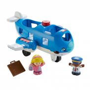 Fisher-Price Little People - Samolot Małego Odkrywcy FKX09