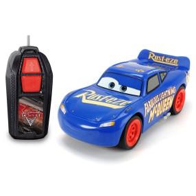 Dickie RC Auta 3 - Samochód Fabulous Zygzak McQueen 14 cm 1:32 3081002