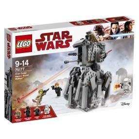 LEGO Star Wars - Ciężki zwiadowca Najwyższego Porządku 75177