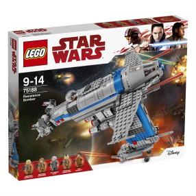 LEGO Star Wars - Bombowiec Ruchu Oporu 75188