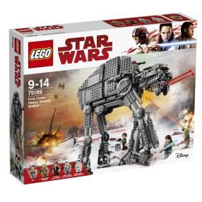 LEGO Star Wars - Ciężka maszyna krocząca Najwyższego Porządku 75189