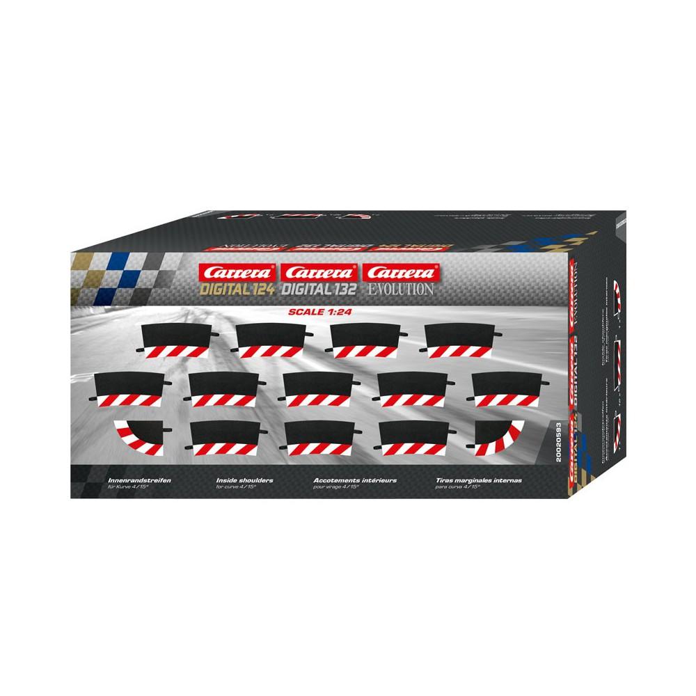 Carrera EVO/DIGITAL 124/132 - Wew. poszerzenie zakrętu 4/15 20593