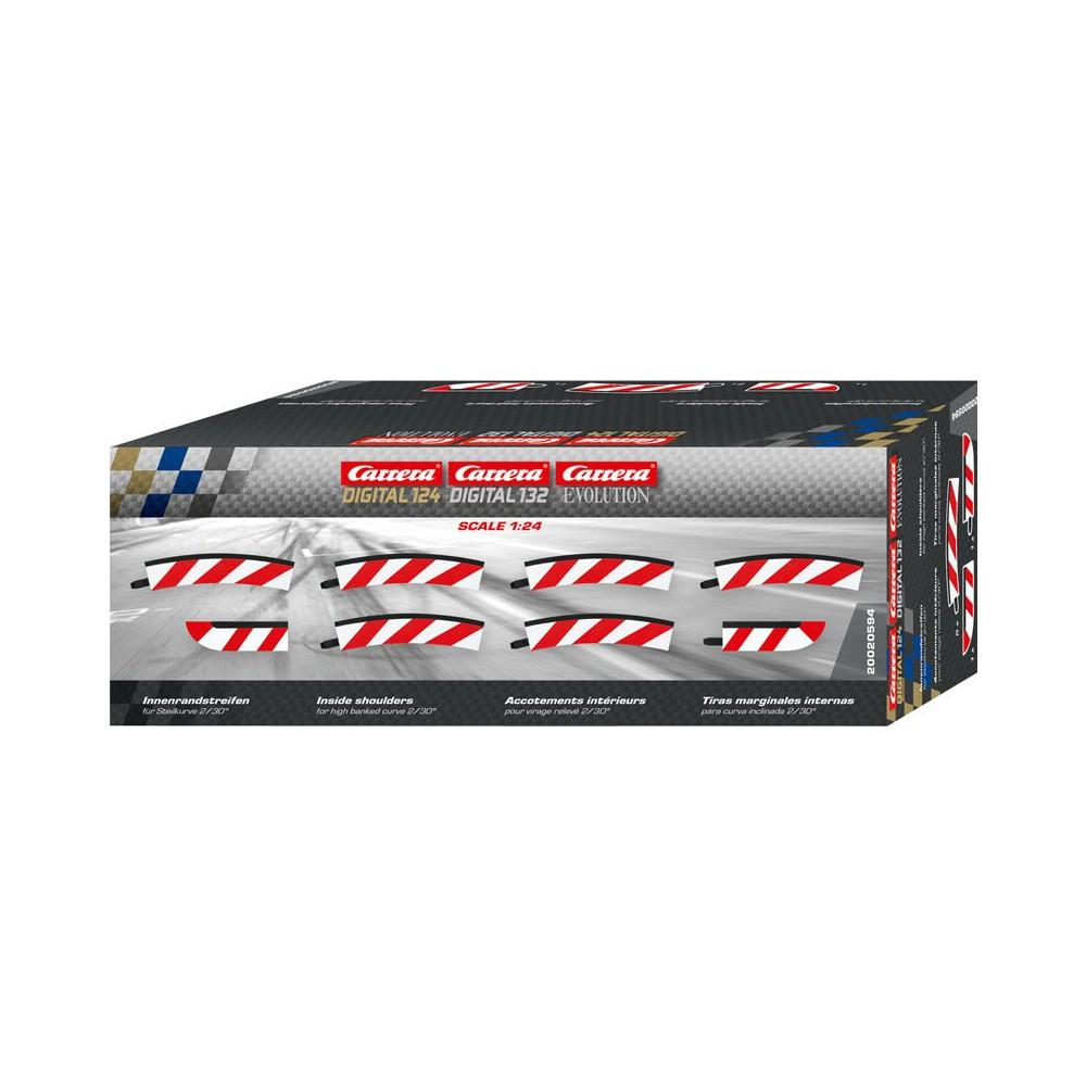 Carrera EVO/DIGITAL 124/132 - Wew. poszerzenie zakrętu 2/30 20594