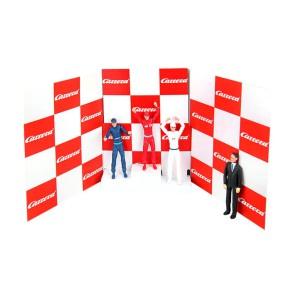 Carrera - Podest dla zwycięsców z figurami 21121