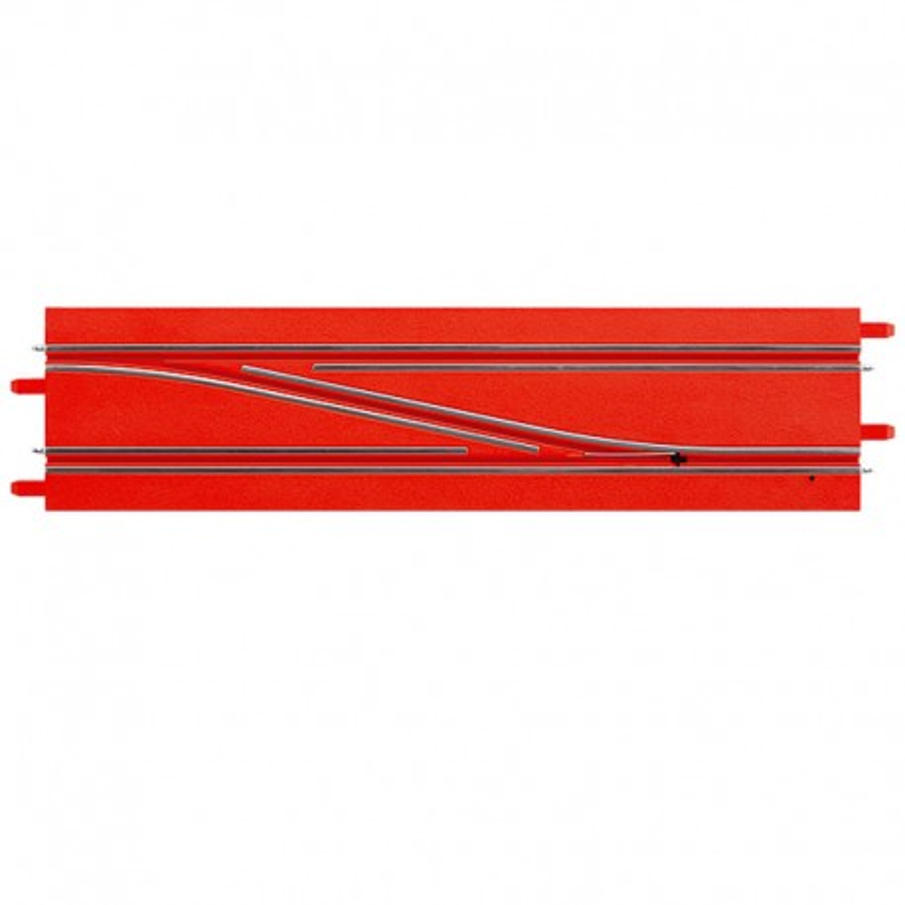 Carrera DIGITAL 143 - Zwrotnica prawa 42004