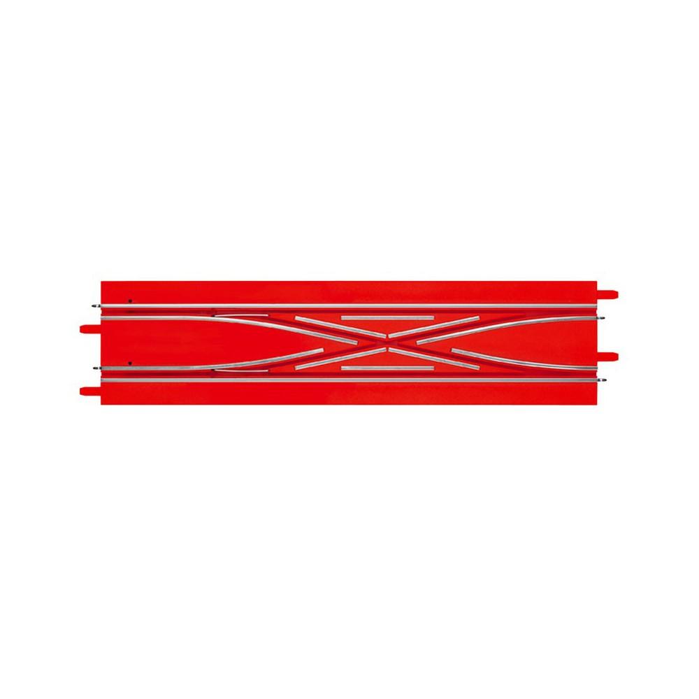Carrera DIGITAL 143 - Podwójna zwrotnica 42010