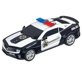 "Carrera GO!!! - Chevrolet Camaro ""Sheriff"" 64031"
