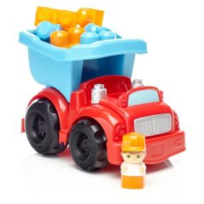Mega Bloks Fisher-Price - Pojazd z klockami Wywrotka DYT58