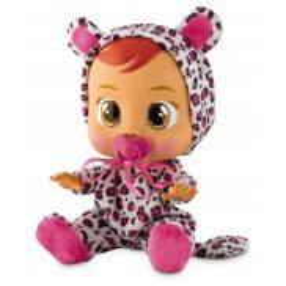 IMC Toys Cry Babies - Płacząca lalka bobas Lea 10574