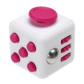 ZURU Fidget Cube - Kostka zręcznościowa Różowy 8101 D