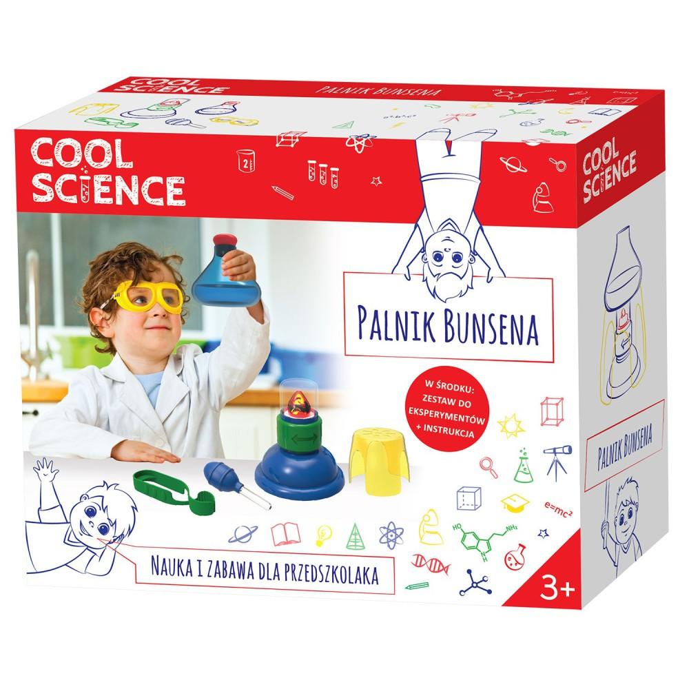 TM Toys - Cool Science Nauka i zabawa - Palnik Bunsena DKN4004