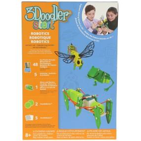 3Doodler - Zestaw uzupełniający Roboty 02063