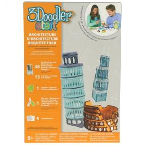 3Doodler - Zestaw uzupełniający Architektura 02061