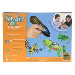 3Doodler - Zestaw z długopisem Roboty 02083
