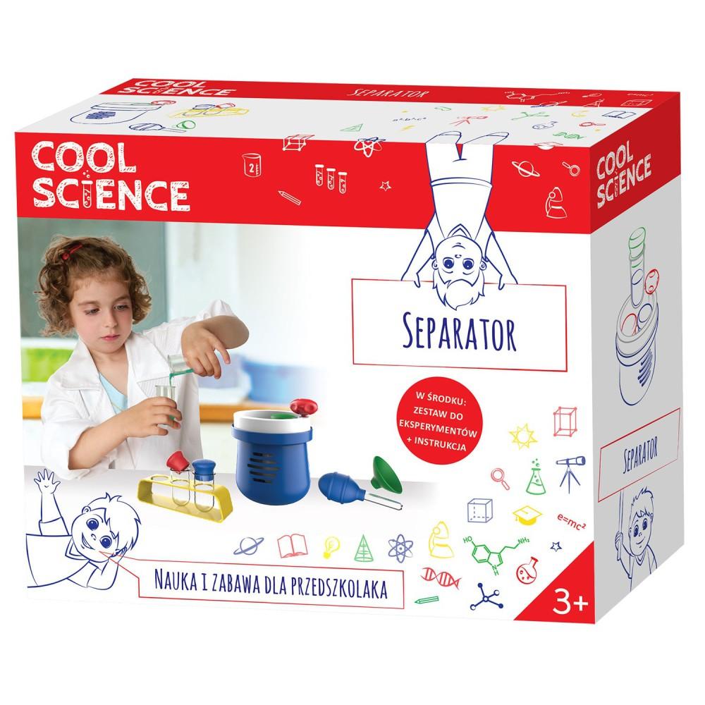 TM Toys - Cool Science Nauka i zabawa - Wirówka Separator DKN4001