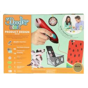 3Doodler - Zestaw z długopisem Projektantka 02081