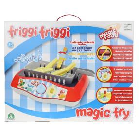 TM Toys - Magic Fry Zestaw do gotowania dla dzieci Światło Dźwięk GPM03727