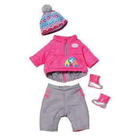 BABY born - Zestaw ubranek zimowych dla lalki 823811