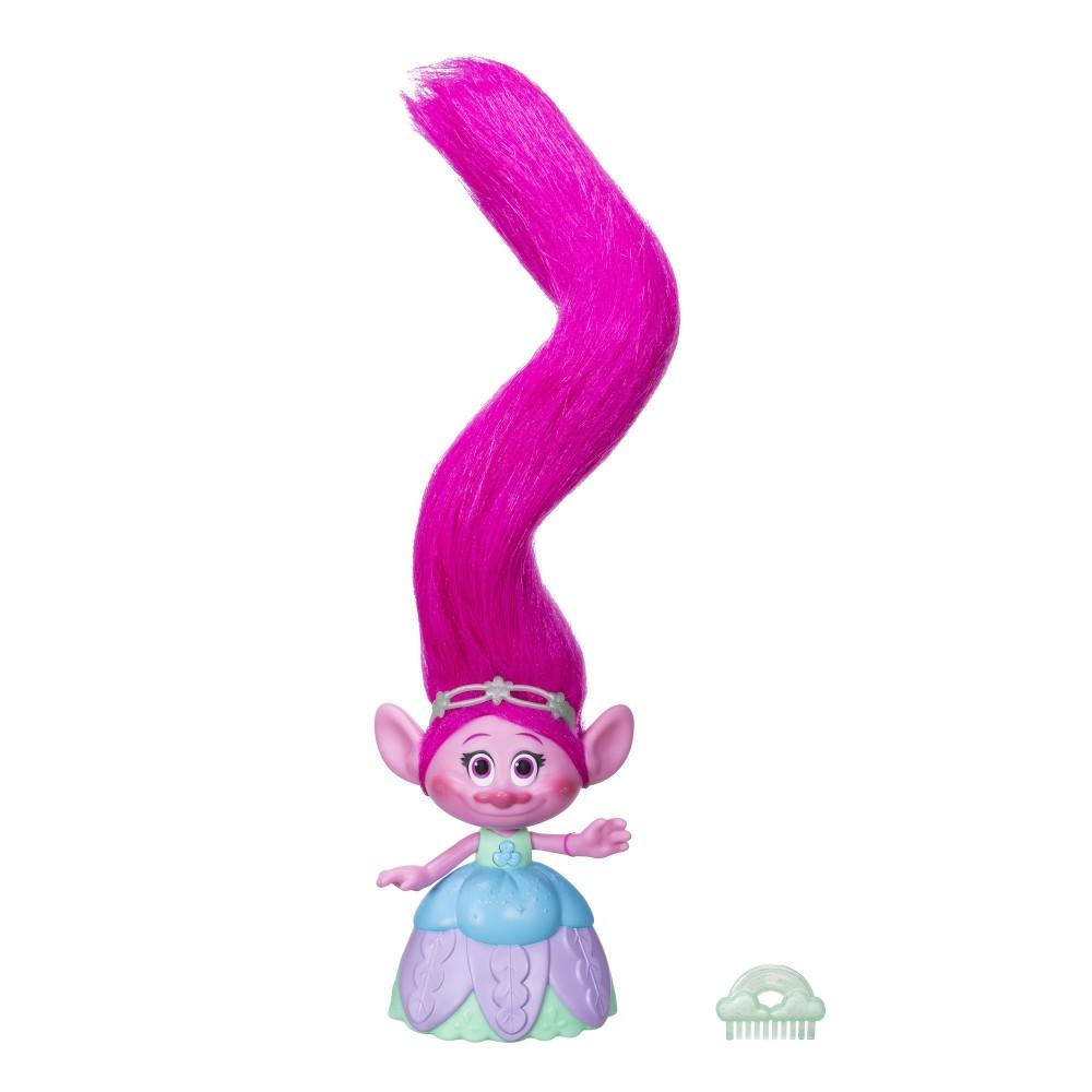 Hasbro Trolle - Lalka Poppy wyjątkowa fryzura C1305