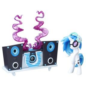 My Little Pony - Zestaw kolekcjonerski DJ Pon-3 C0328