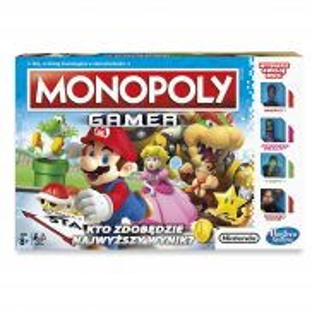 Hasbro - Gra Monopoly Gamer C1815