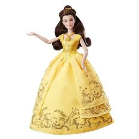 Hasbro Disney Princess - Piękna i Bestia Lalka Bella Czarująca suknia balowa B9166