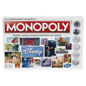 Hasbro - Gra Monopoly Disney C2116