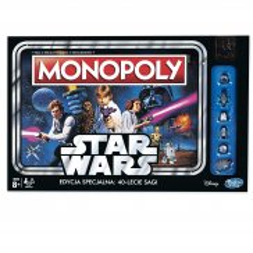 Hasbro - Gra Monopoly Star Wars C1990
