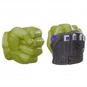 Hasbro Marvel - Elektroniczne rękawice Smash FX Hulk B9974