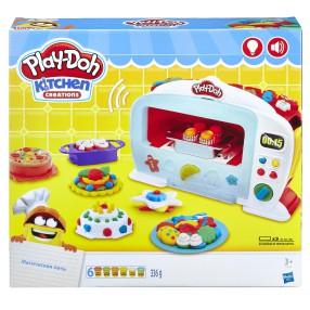 Play-Doh - Ciastolina Magiczny piekarnik B9740